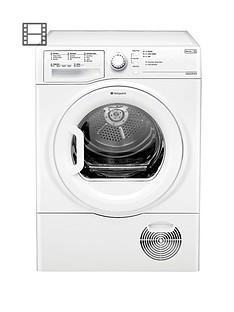 hotpoint-aquarius-tcfs73bgp-7kg-condenser-sensor-dryer-white