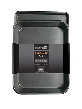 masterclass-non-stick-roasting-pan-and-oven-tray-twin-pack