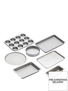 kitchencraft-7-piece-non-stick-bakeware-set