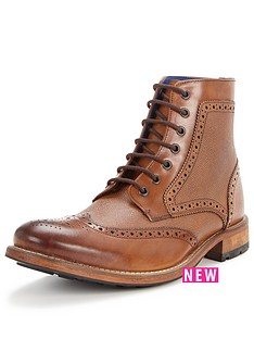 ted-baker-sealls-leather-mens-brogue-boots