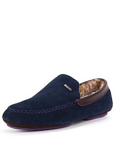 ted-baker-maddox-suede-moccasin-mens-slippers