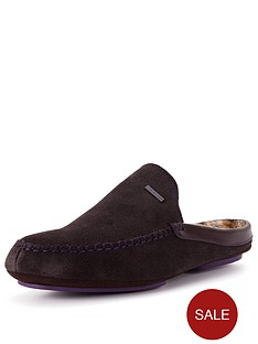 ted-baker-parkor-suede-mule-slippers