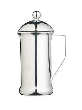 kitchen-craft-8-cup-single-walled-cafetiere-stainless-steel