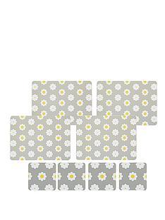 kitchen-craft-8-piece-cork-back-laminated-placemats-and-coaster-set-retro-flower