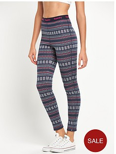 superdry-fair-isle-jacquard-leggings