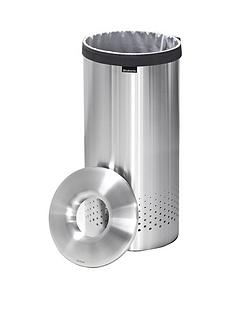 brabantia-laundry-bin-60-litre-with-removable-laundry-bag-steel