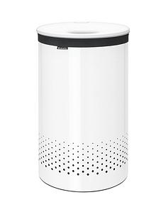 brabantia-laundry-bin-60-litre-with-removable-laundry-bag-white