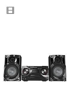 panasonic-sc-akx200e-k-400w-hifi-bluetooth-speaker-with-cd-player