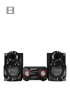 panasonic-sc-akx400eb-600w-hifi-bluetooth-speaker-with-cd-player