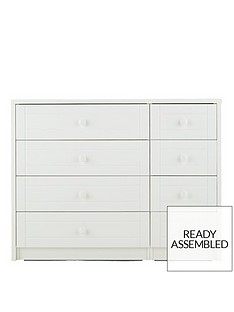 White Bedroom Chest Of Drawers Home Garden Wwwverycouk