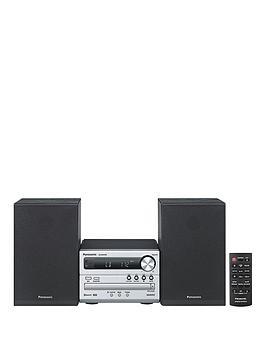 Panasonic Sc-Pm250Bebs Hifi Bluetooth Speaker With Cd Player &Amp; Dab
