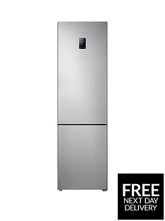 Samsung RB37J5230SA/EU 60cm Fridge Freezer with All-Around Cooling System and 5 Year Samsung Parts and Labour Warranty -Silver