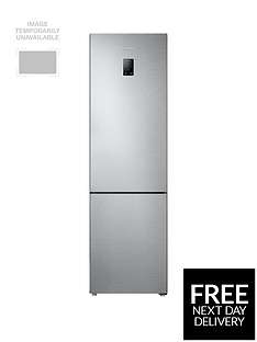 Samsung RB37J5230SA/EU 60cm Fridge Freezer with All-Around Cooling System - Silver, 5 Year Samsung Parts and Labour Warranty