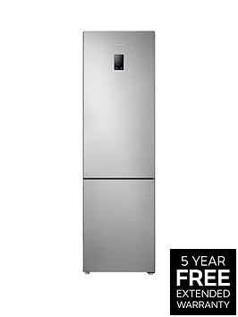 samsung-rb37j5230saeu-60cm-fridge-freezer-with-all-around-cooling-system-silver