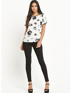 oasis-peony-piped-grosgrain-back-t-shirt