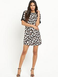 oasis-lulu-leopard-shift-dress
