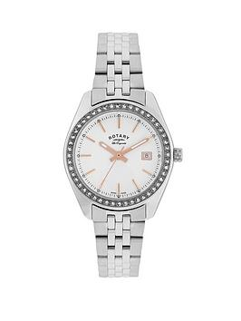 rotary-les-originales-ladies-bracelet-watch-with-white-dial