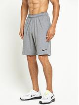 Nike Dri Fit Cotton Knitted Shorts