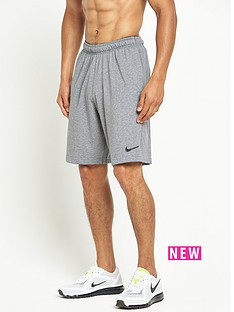 nike-nike-dri-fit-cotton-knitted-shorts