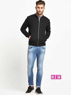 goodsouls-goodsouls-mens-jersey-bomber-jacket-black