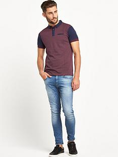 goodsouls-goodsouls-dot-print-mens-polo-shirt