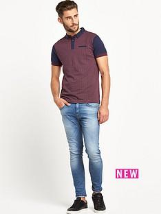 goodsouls-goodsouls-dot-print-mens-polo-shirt