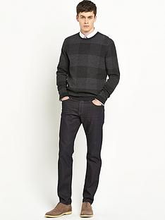 ted-baker-oversized-check-mens-jumper