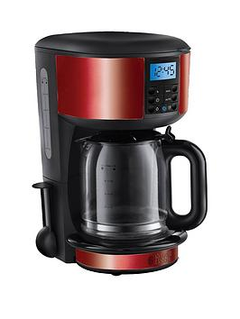russell-hobbs-20682-legacy-coffee-maker-red