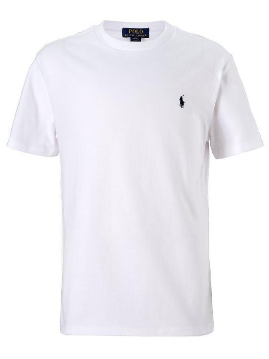 c6eab7368506 Ralph Lauren Boys Classic Pony T-Shirt