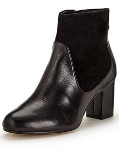 clarks-aldwych-wood-leather-ankle-boot