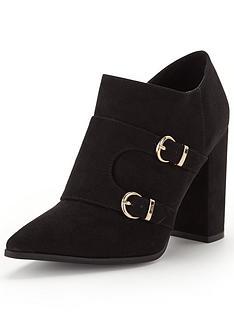 shoe-box-sage-point-block-heel-double-buckle-shoe-boot