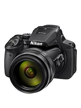 Nikon Coolpix P900 16 Megapixel Bridge Camera – Black