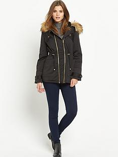 south-metallic-parka-with-double-zip