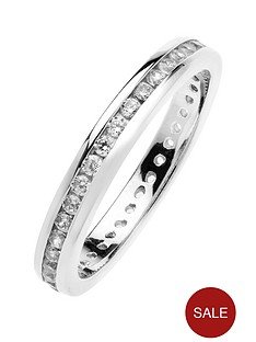 the-love-silver-collection-rhodium-plated-sterling-silver-channel-set-eternity-cubic-zirconia-ring