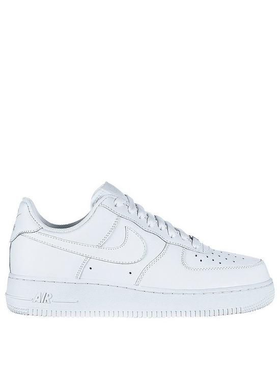the latest 6146e c3833 Nike Air Force 1  07 Trainers