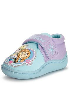 disney-frozen-younger-girls-frozen-heart-badge-slippers