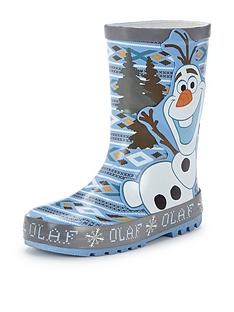 disney-frozen-boys-olafnbspwellies