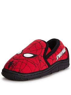 spiderman-marvel-boys-spidermannbspslippers