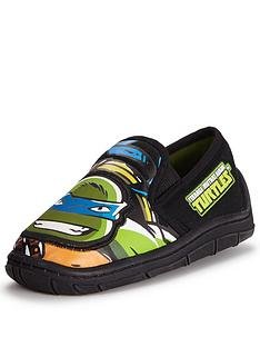 teenage-mutant-ninja-turtles-boys-turtles-print-slippers