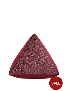 samba-triangle-pouffe-ndash-heather
