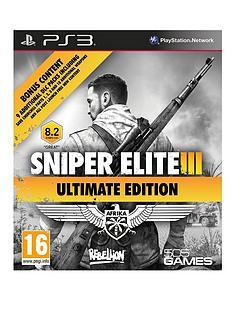 playstation-3-sniper-elite-3-ultimate-edition