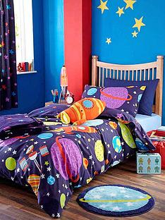 catherine-lansfield-space-single-duvet-cover-set