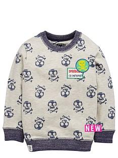 ladybird-boys-skull-sweatshirts-2-pack