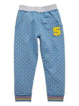 Ladybird Girls Spot And Solid Joggers (2 Pack) - 12 months - 7 Years