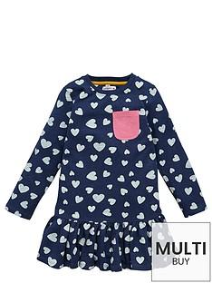 ladybird-girls-essential-heart-print-skater-dress-12-months-7-years