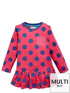 ladybird-girls-essential-spot-skater-dress-12-months-7-years