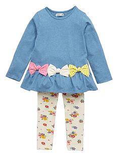 ladybird-girls-3d-bow-top-and-floral-leggings-set-12-months-7-years