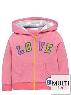 ladybird-girls-slogan-zip-through-hoodie-12-months-7-years