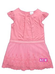 ladybird-girls-pretty-lace-trim-dress-12-months--7-years