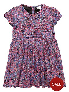 ladybird-girls-floral-crepe-collar-dress-12-months-7-years